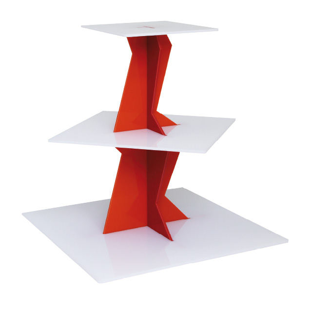 Origami Model Display Stand How To | 638x638